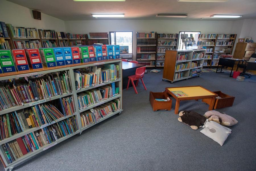 Instalaciones Colegio Buckingham - Biblioteca