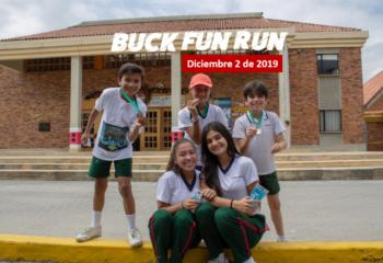 Buck fun run