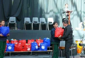 Donaciones Buckingham School