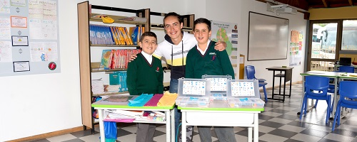 Mundo Tech - Buckingham School