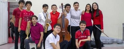 Orquesta - Buckingham School