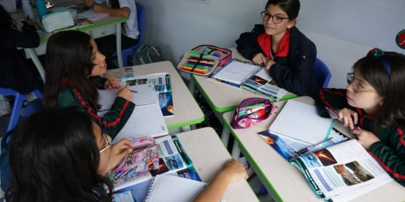 Educación Primaria - Buckingham School